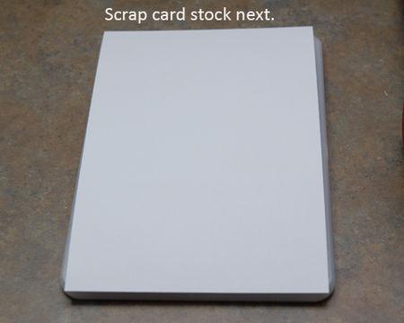 03 Scrap Cardstock Next