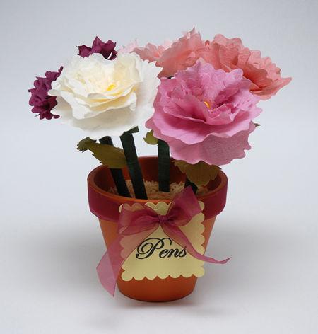 Peony Pen Bouquet - Keri Lee Sereika web