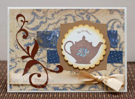 3-20-09 CPS 109 Tea for Two Card - Keri Lee Sereika