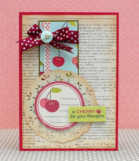 8-3-09 US18 - A Cherry For Your Thoughts - OA - Keri Lee Sereika