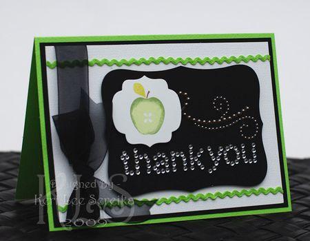 9-12-09 CPS133 Thank You Apple card - Keri Lee Sereika