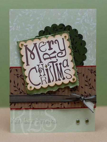 11-13-09 CPS143 DRS - Christmas Jumble - Keri Lee Sereika