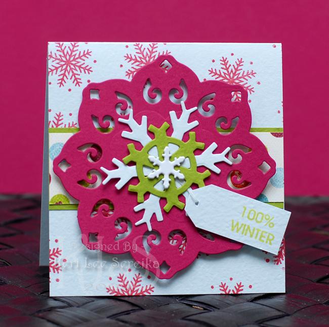 11-19-09 CPS145 100 percent Winter Card -Keri Lee Sereika