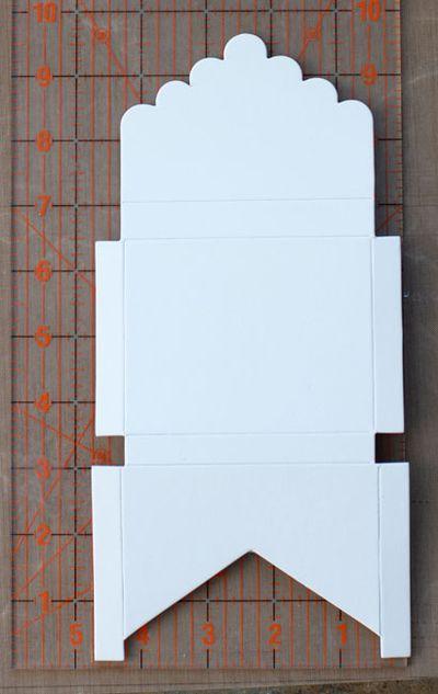 3-31-10 Scalloped Box Die Size - Keri Lee Sereika