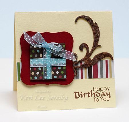 1-30-11 Happy Birthday to You - Keri Lee Sereika