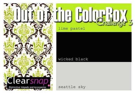 Color Challenge July