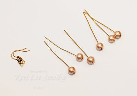 02 - Thread Pearls Onto Headpins - Keri Lee Sereika