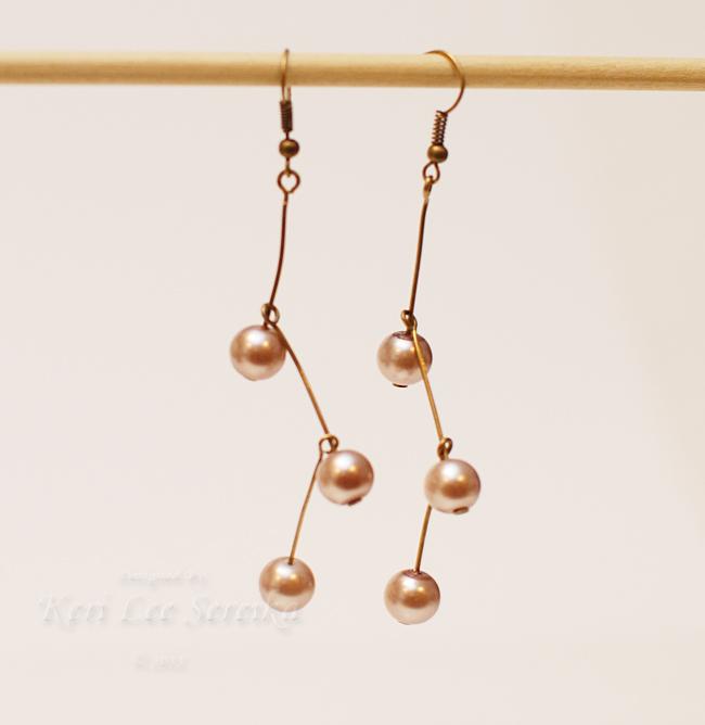 10 - Finished Earrings - Keri Lee Sereika