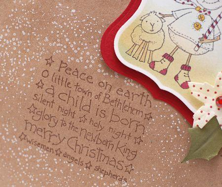 12-7-11 Inky Gift Bag & Tag Close Up - Keri Lee Sereika