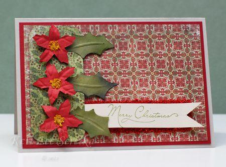 12-1-11 CPS248 FlowerSoft - Merry Christmas - Keri Lee Sereika