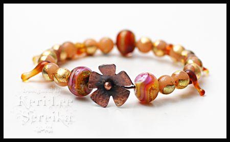 6-25-12 Flower Bangle Challenge Front - Keri Lee Sereika