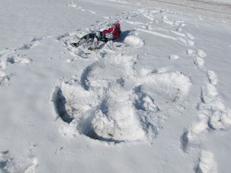 The Perfect Snow Angel WEB
