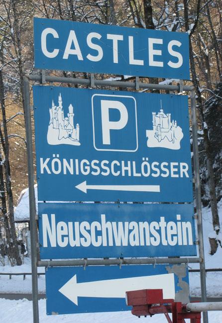 2-18-13 Castles Signage
