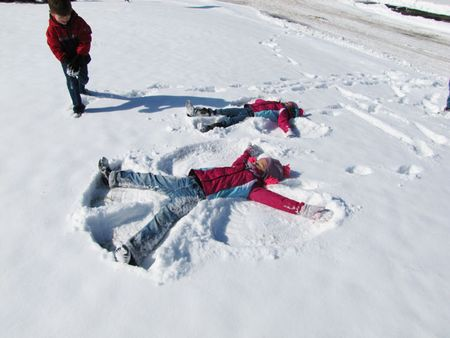 Making More Snow Angels WEB