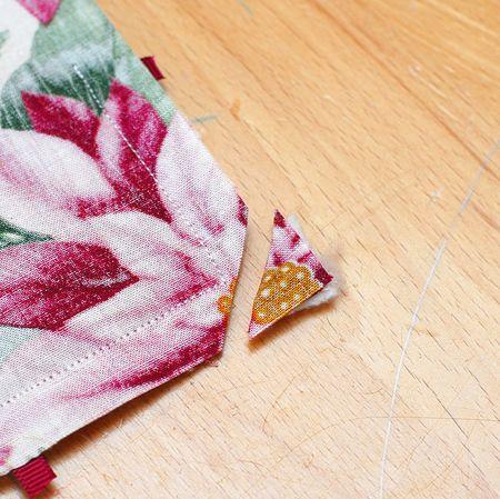 06 Clip Corners Close to Stitched Line - Keri Lee Sereika