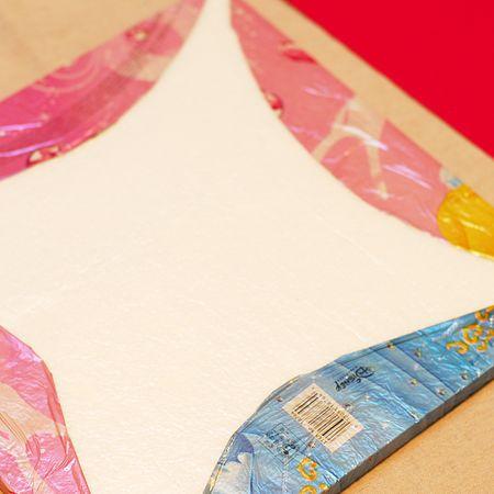 07 - Remove remaning backing and press edges of balloon onto exposed adhesive - Keri Lee Sereika