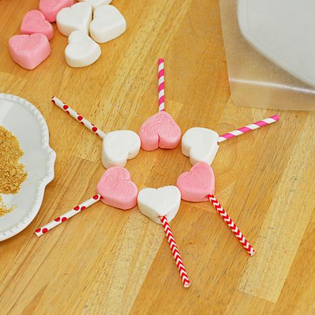 03 - Snip Straws In Half and Stick In Marshmallows - KLS