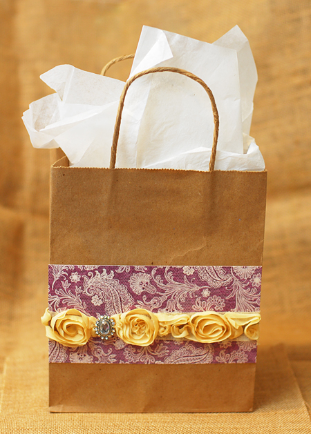 7 Simple Gift Bag - Keri Lee Sereika