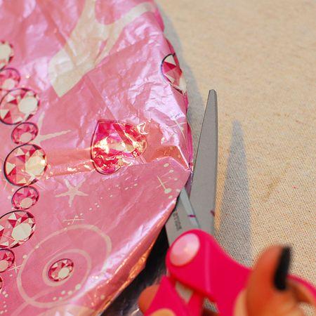 02 - Cut front of balloon off - Keri Lee Sereika