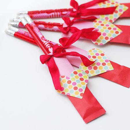 Quick and Simple Valentine Pencil Pouch - KLS